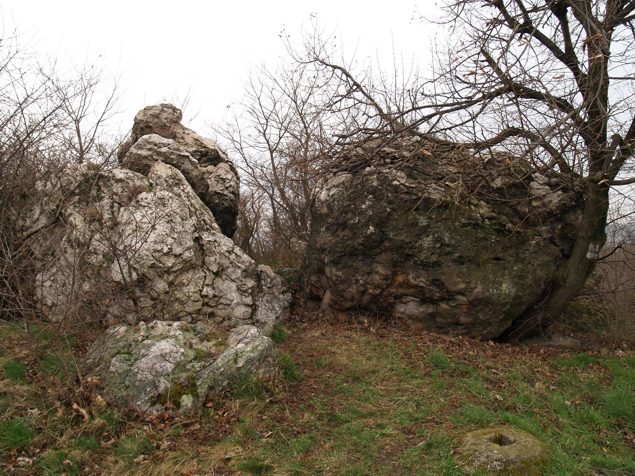 Sárospatak, Bot-kő
