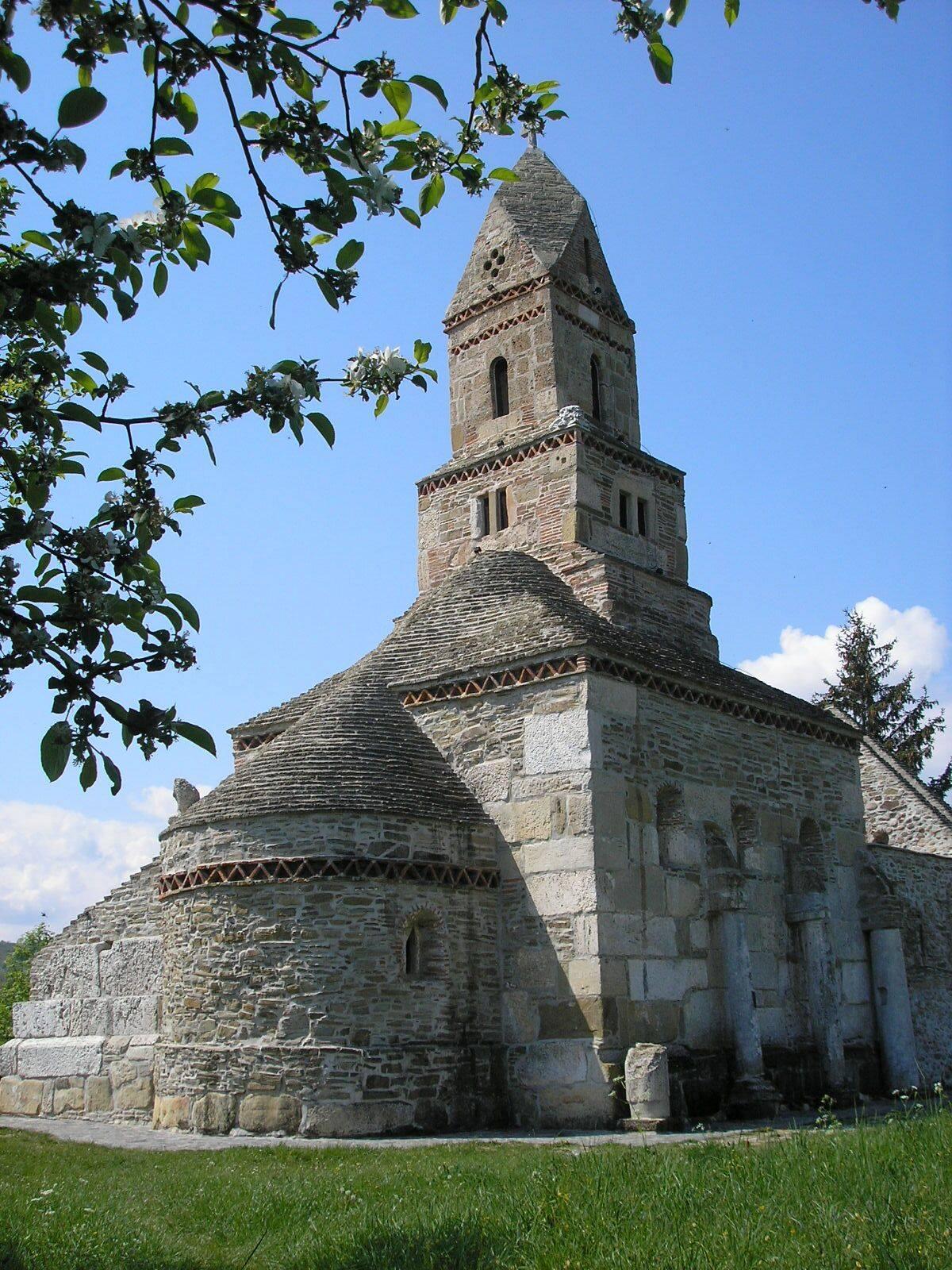 Demsus, templom (Erdély)