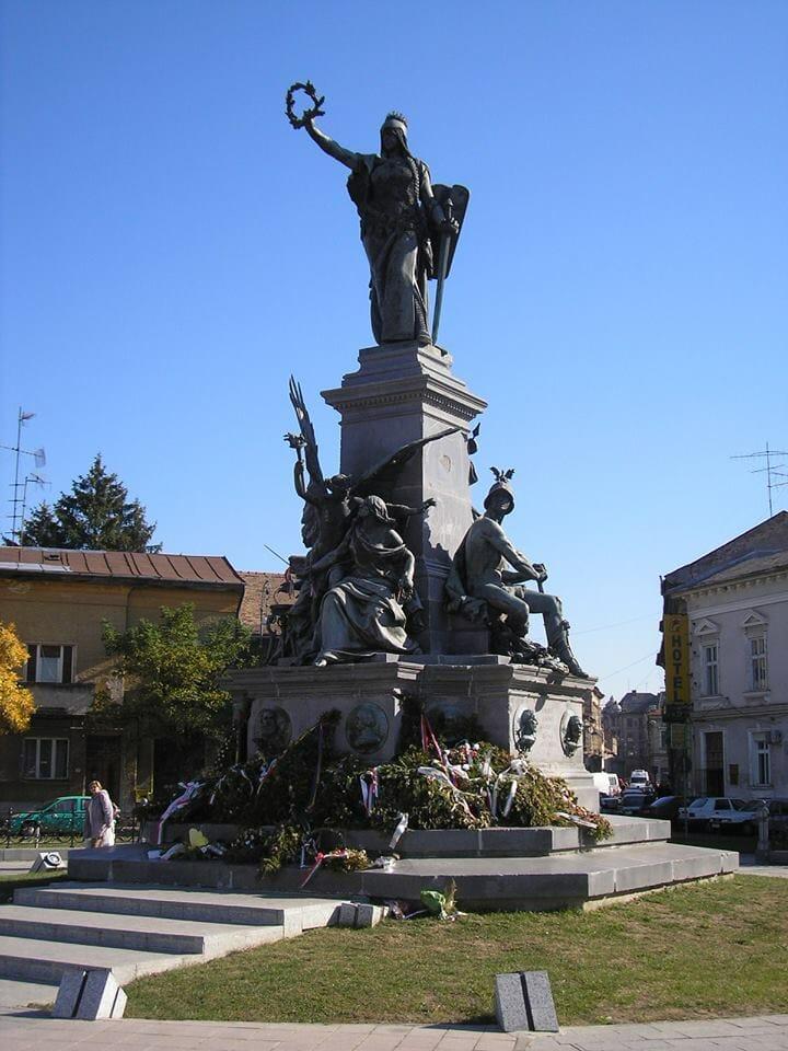 Arad, Szabadság-szobor