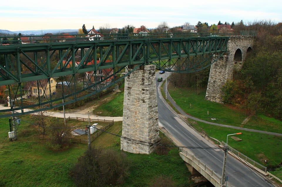 Biatorbágy, volt vasúti híd