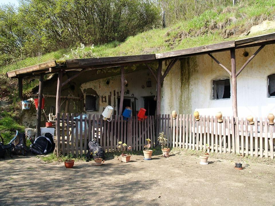 Cserépváralja, Barlanglakásos Tájház