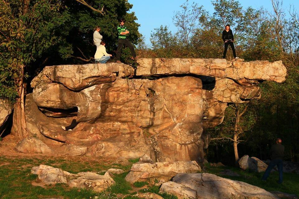 Szentbékkálla, Kelemen-kő