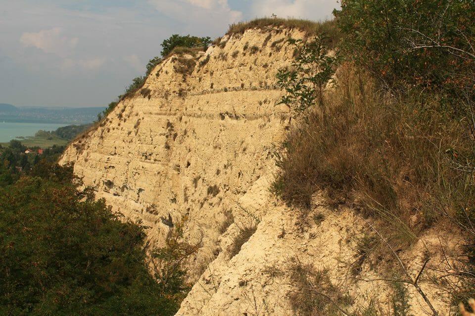 Balatonkenese, pannon magaspart