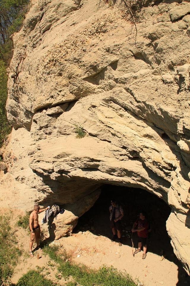 Buják, Pappenheim-barlang