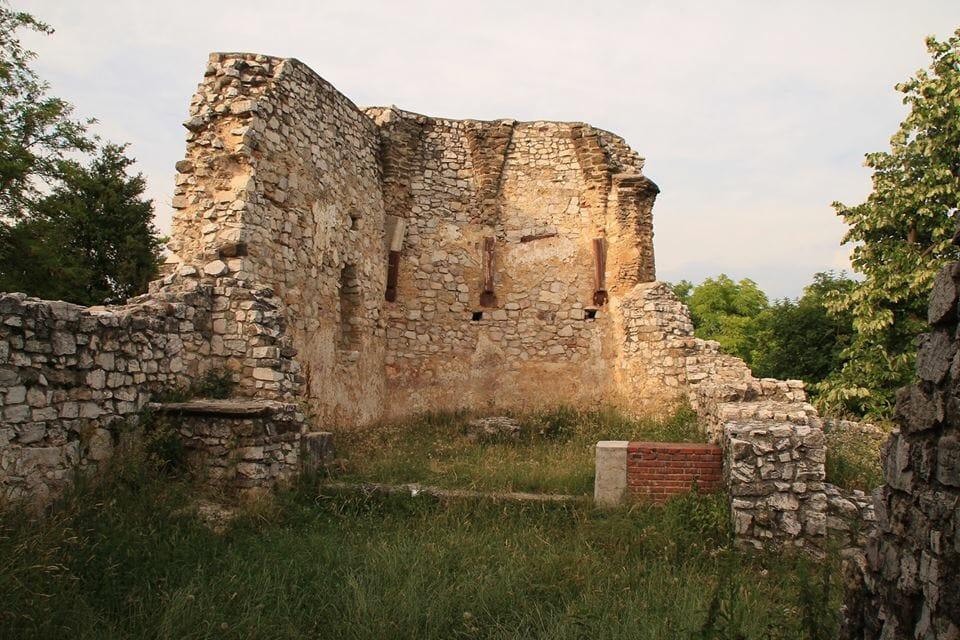 Balatonfüred, Papsoka templomrom