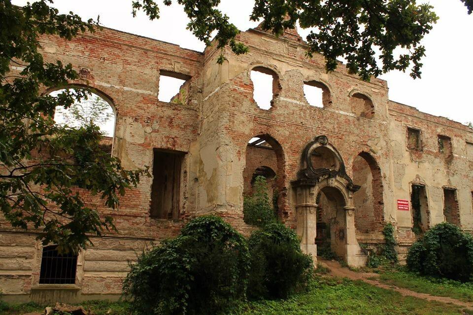 Póstelek, Wenckheim-kastély
