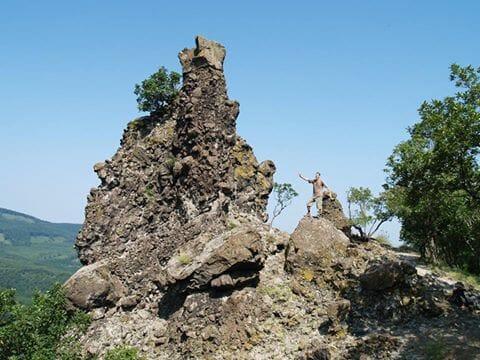 Dömös, Vadálló-kövek