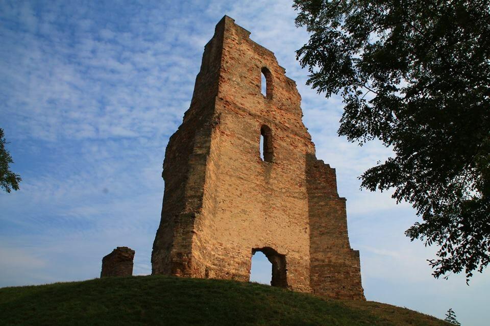 Zelemér, Árpád-kori templomrom