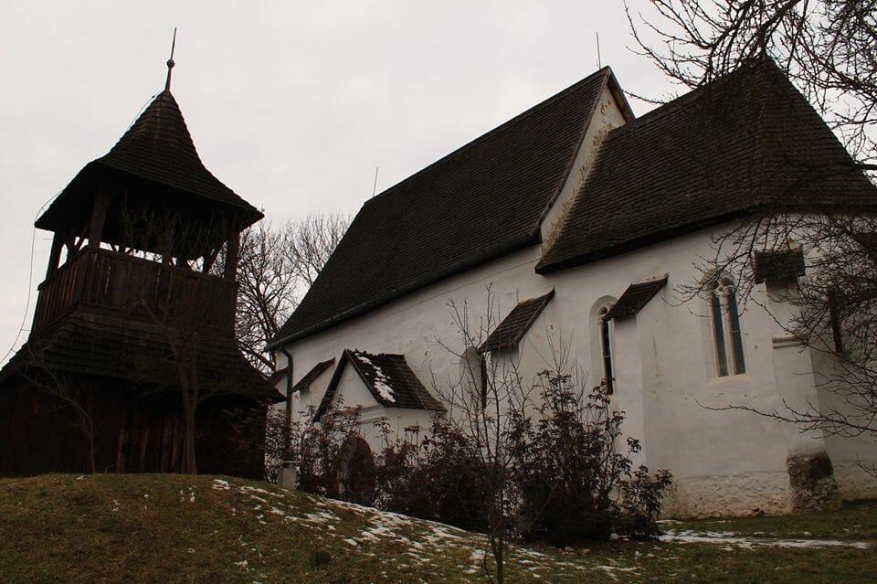 Zubogy, Árpád-kori templom