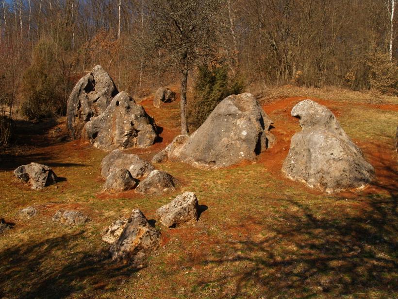 Kővé vált medvék az Aggteleki-karszton