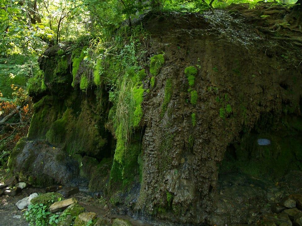 Csurgó, Hidasi-völgy
