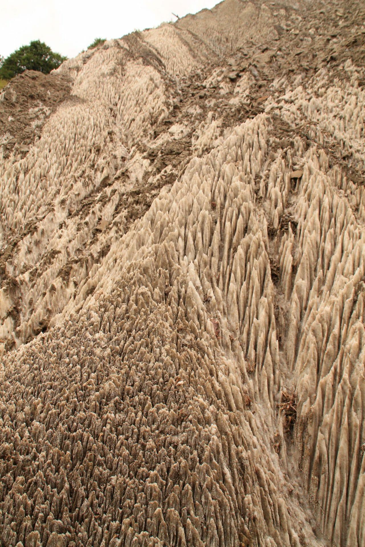 A parajdi sókarszt káprázatos világa