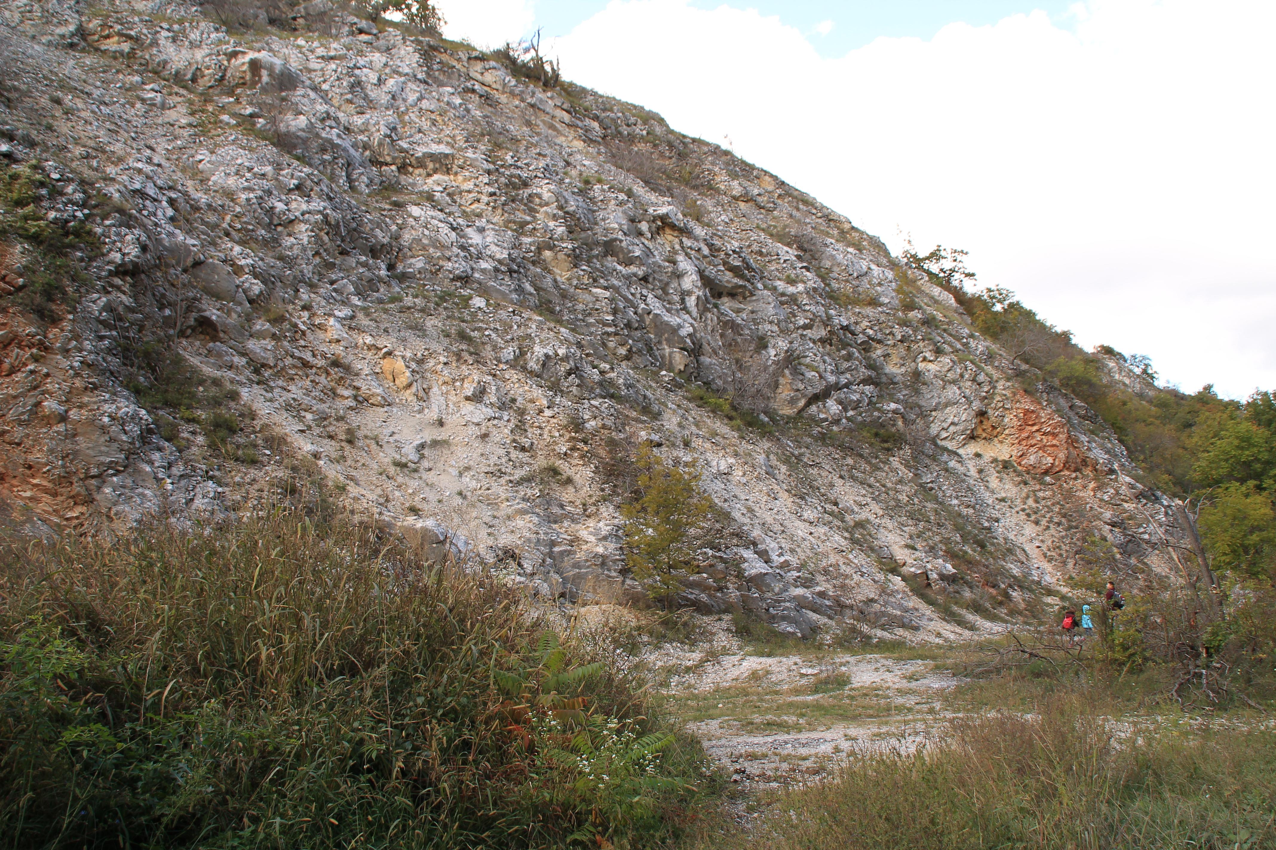 Cserépfalu, Hór-völgy