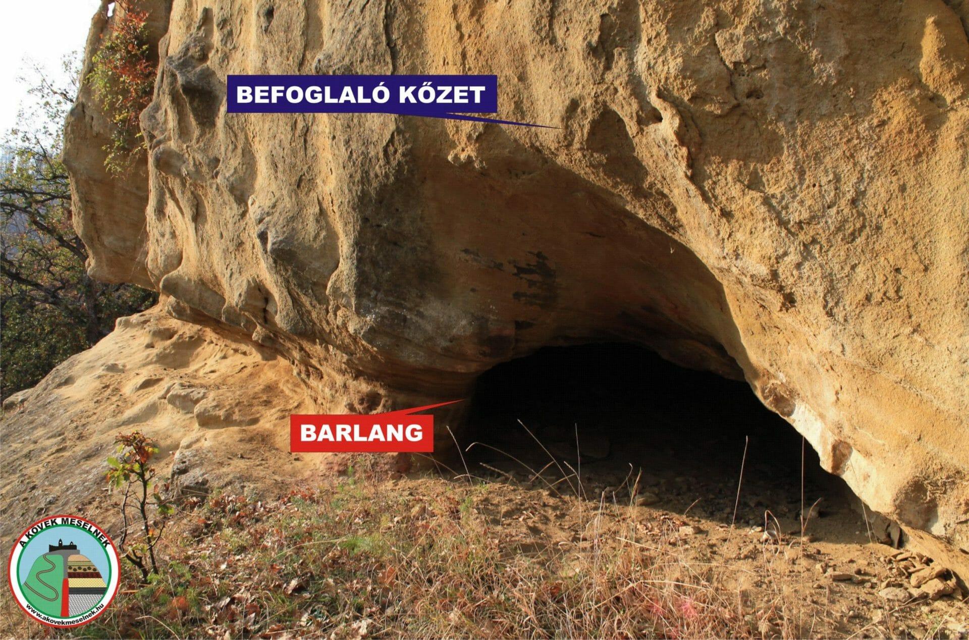 Barlang (litoszféra)