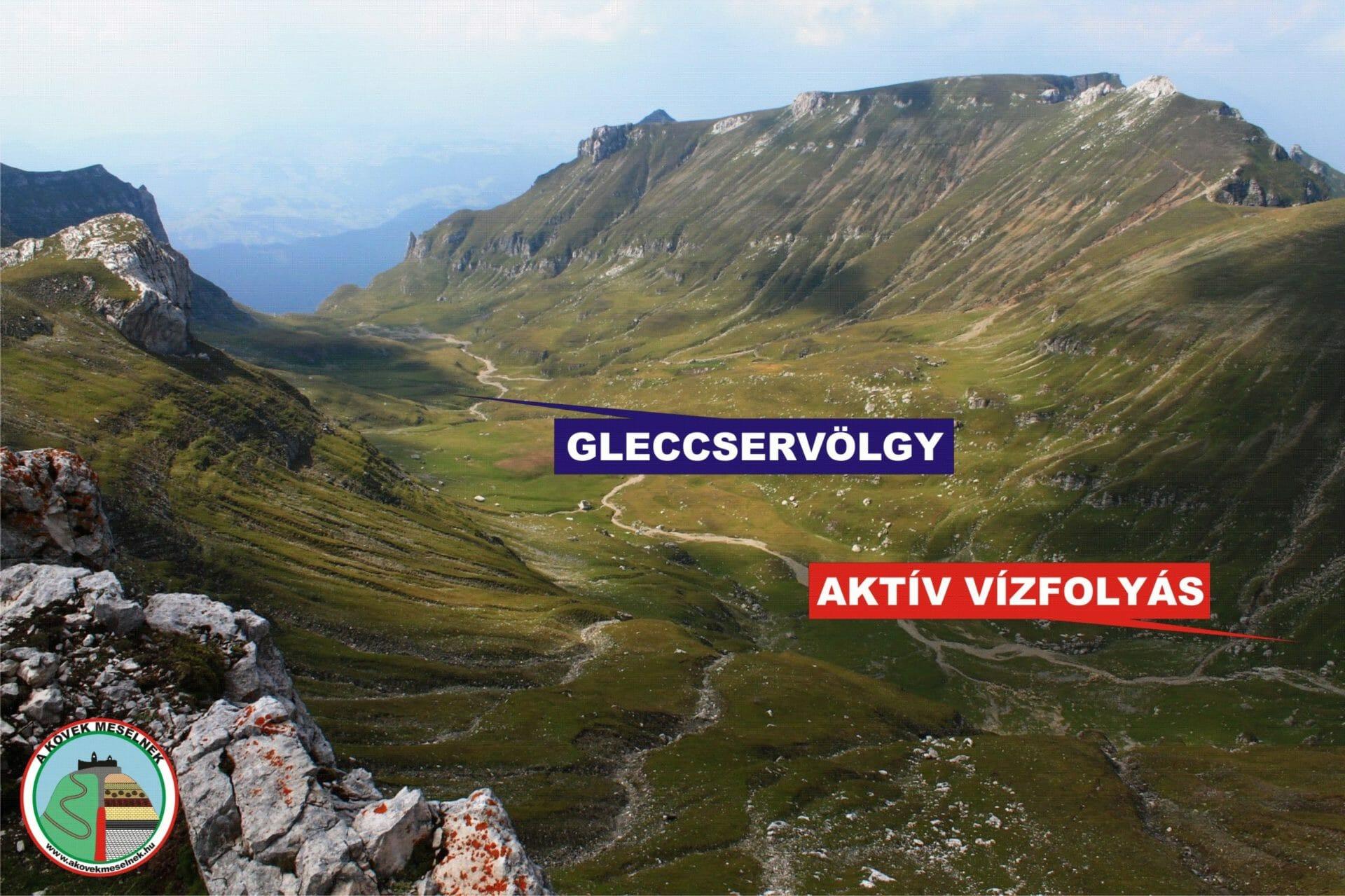 Gleccservölgy (hidroszféra)