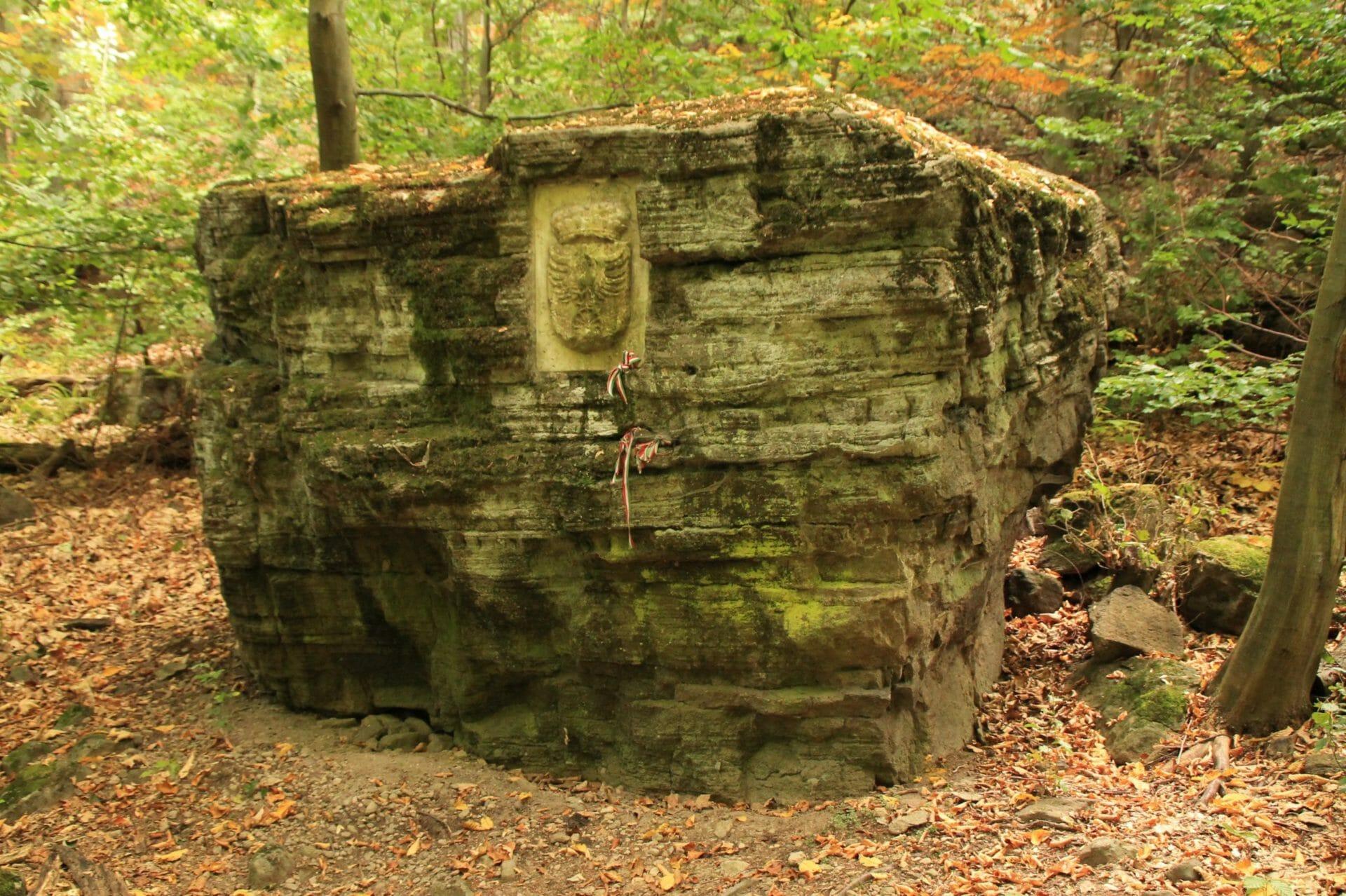 Rákóczi köve Regéc határában